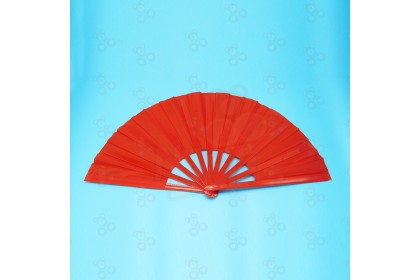 [Ready Stock] 63*34 Hand Fan Red Fan Chinese New Year decoration or Dancing Prop