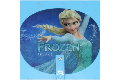 [Ready Stock] Hand Fan Medium Colourful Cartoon Fan Indoor Gift for Party Event Function Hot Season