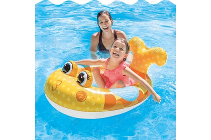[Ready Stock] Cute Transport Swimming Ring - Swimming Pool Ring for Children Play at Swimming Pool or Beach