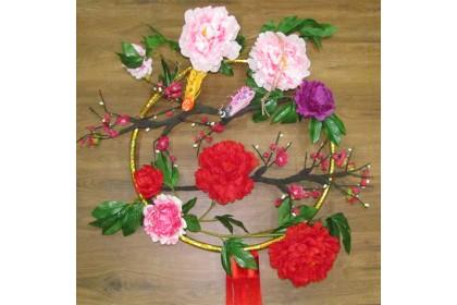 [Pre-Order] CNY Hula Hanging Decorations  新春佳節特別設計款呼啦圈吊饰装饰 (Custom Made)