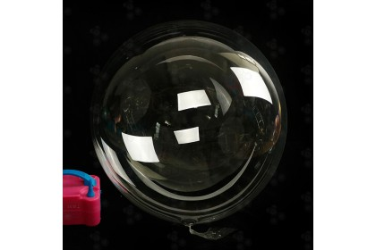 "[Ready Stock] 20"" Bobo Transparent Balloon 1pcs"