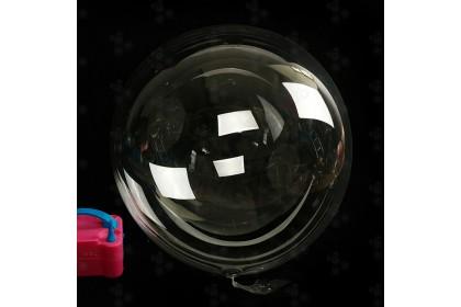 "[Ready Stock] 24"" Bobo Transparent Balloon 1pcs"