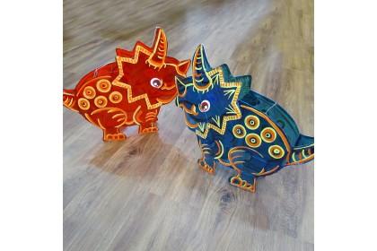 [Ready Stock] Mid Autumn Traditional Handmade Cellophane Lantern Tanglung 中秋节传统手工灯笼 (Free Stick & 1box candle)