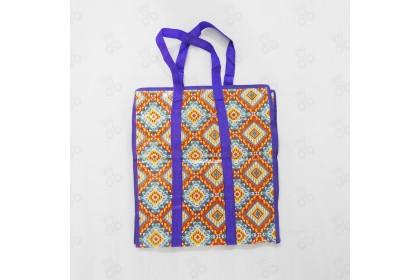 [Ready Stock] Storage Moving Open Woven Bag Plastic Storage Bag 收纳袋搬家打包袋开口编织袋(S,M,L,XL)