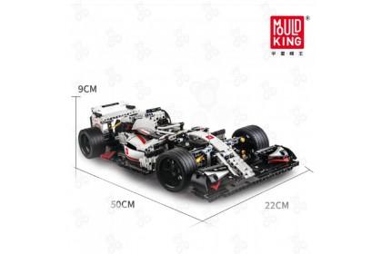 [Ready Stock] 宇星模王积木 Mould King 13117 Equation SportCar (Static Version) Bricks Blocks 1235+pcs