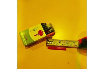 [Ready Stock] Mid Autumn Festival Candle 1box 24pcs small candle 中秋节灯笼焟烛 一盒24只