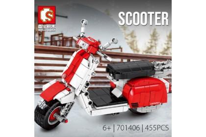 [Ready Stock] Sembo Block Techinque 701402/ 701406 Vehicle Brick Boy Girl Toy Gift Ideas