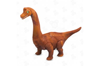 (Ready Stock) Electric Dinosaur with Light +Music+Walking hard toys...