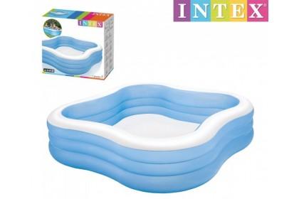 Intex Beach Wave Swim Center Pool IT 57495NP