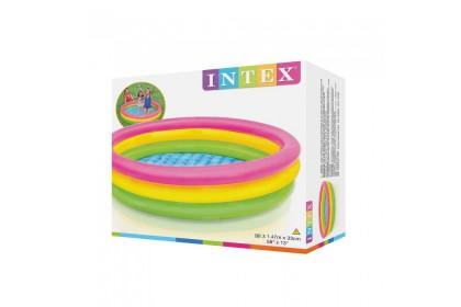 Intex Sunset Glow Pool 1.47m x 33cm IT 57422NP