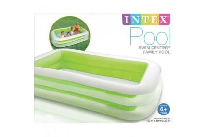 Intex Swim Center Family Pool 2.62m x 1.75m x 56cm IT 56483NP