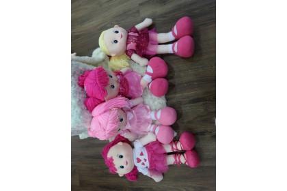 (Ready Stock) 50cm Cute Candy Girl Stuffed Toy Plush Toy Doll
