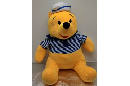 (Ready Stock) 65cm Cute Mr. Sailor Man Doll Stuffed Toy Plush Toy Doll Birthday Gift